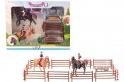 Horse & Stables Playset