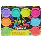 Play-Doh Neon, 8-pack