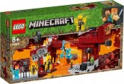 LEGO Minecraft Flaming silta