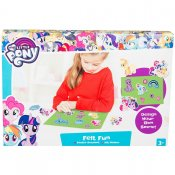 My Little Pony, pysselbox kanssa filtark