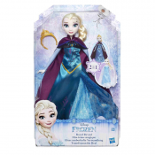 Disney Frozen Frost Royal Paljasta Elsa Dock 2in1