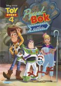 Toy Story 4, Activity Book