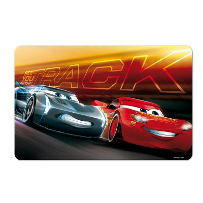 2-pack Disney Cars, 3D taustakuvia